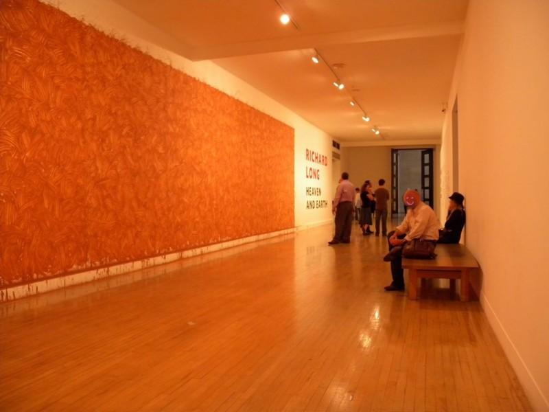Richard Long au Tate Britain