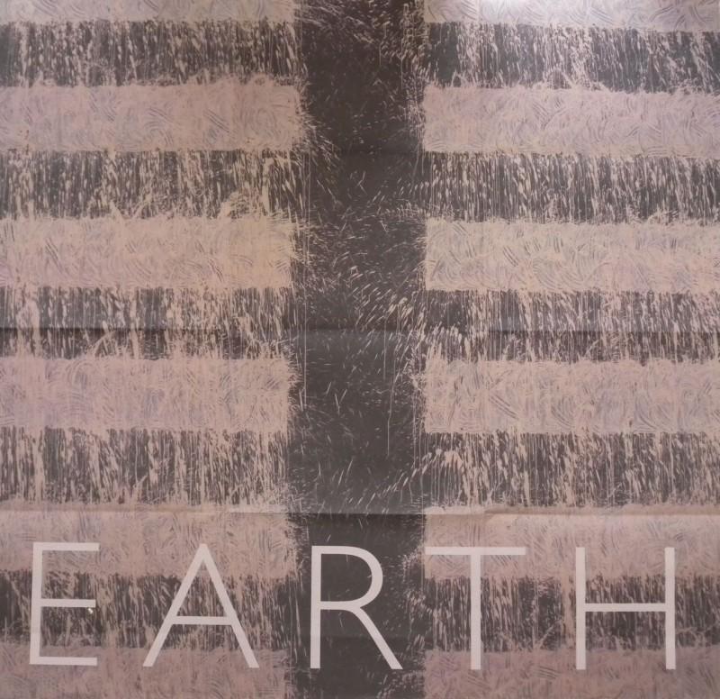 Earth, Richard Long