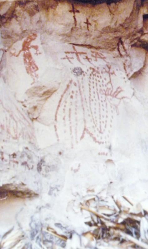 peinture rupestre 1 Maison de l