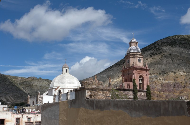 La ville de Real de Catorce