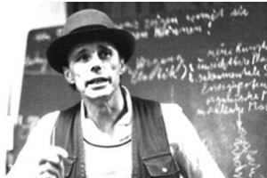 Joseph Beuys, source Wikipedia ©
