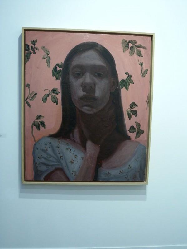 """Ryan Mendoza, """"Tatiana Choking Herself 2"""", 2008 - 2009"""