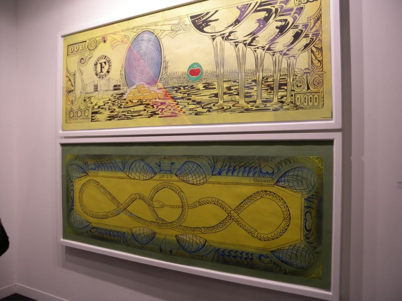 """ZÜRCHER, Melissa Brown, """"Zero Dollar"""", 2008"""