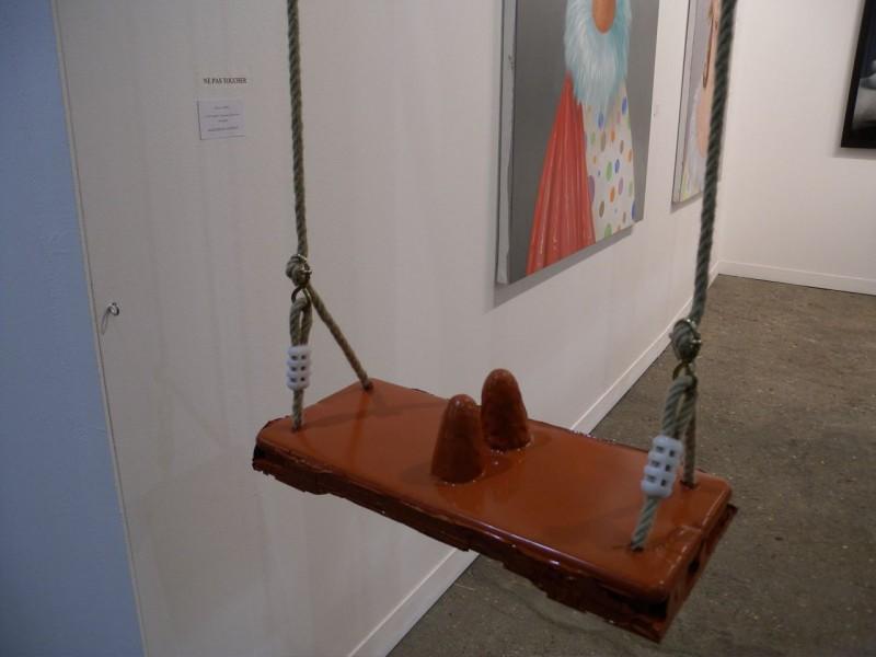 """Galerie JEROME DE NOIRMONT, Mc Dermott & Mc Gough """"I lived for an hour"""", 1967"""