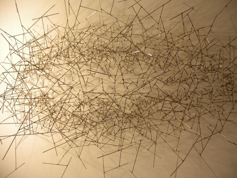 """Antony Gormley, """"Quantum Void II"""", 2008"""