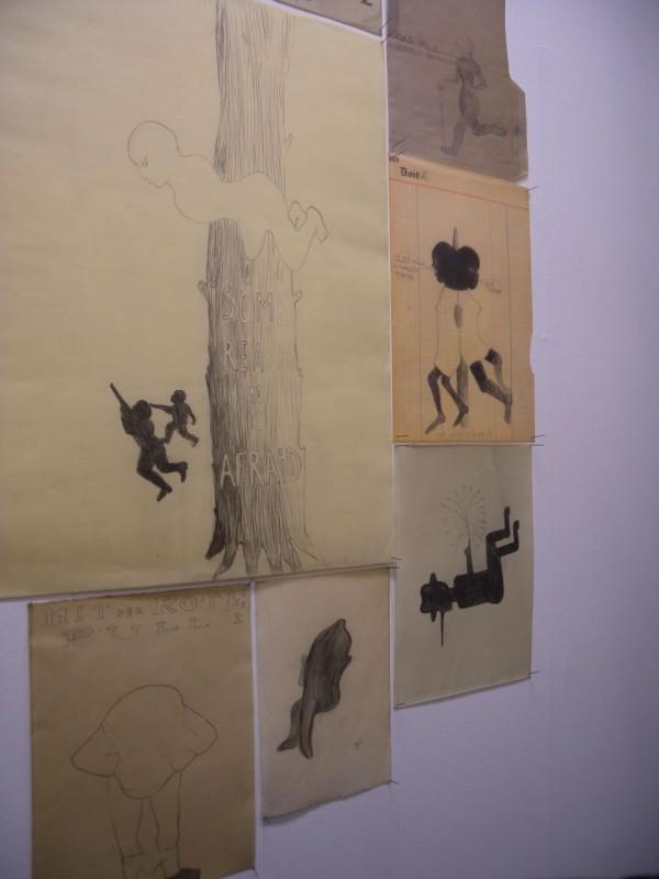"KEWENIG GALERIE, Sandra Vasquez de la Horra. ""Various titles"", 2009"