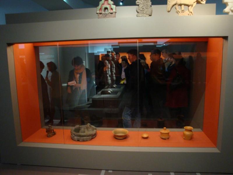 """objets de Teotihuacan. © garoli """"blogart"""""""