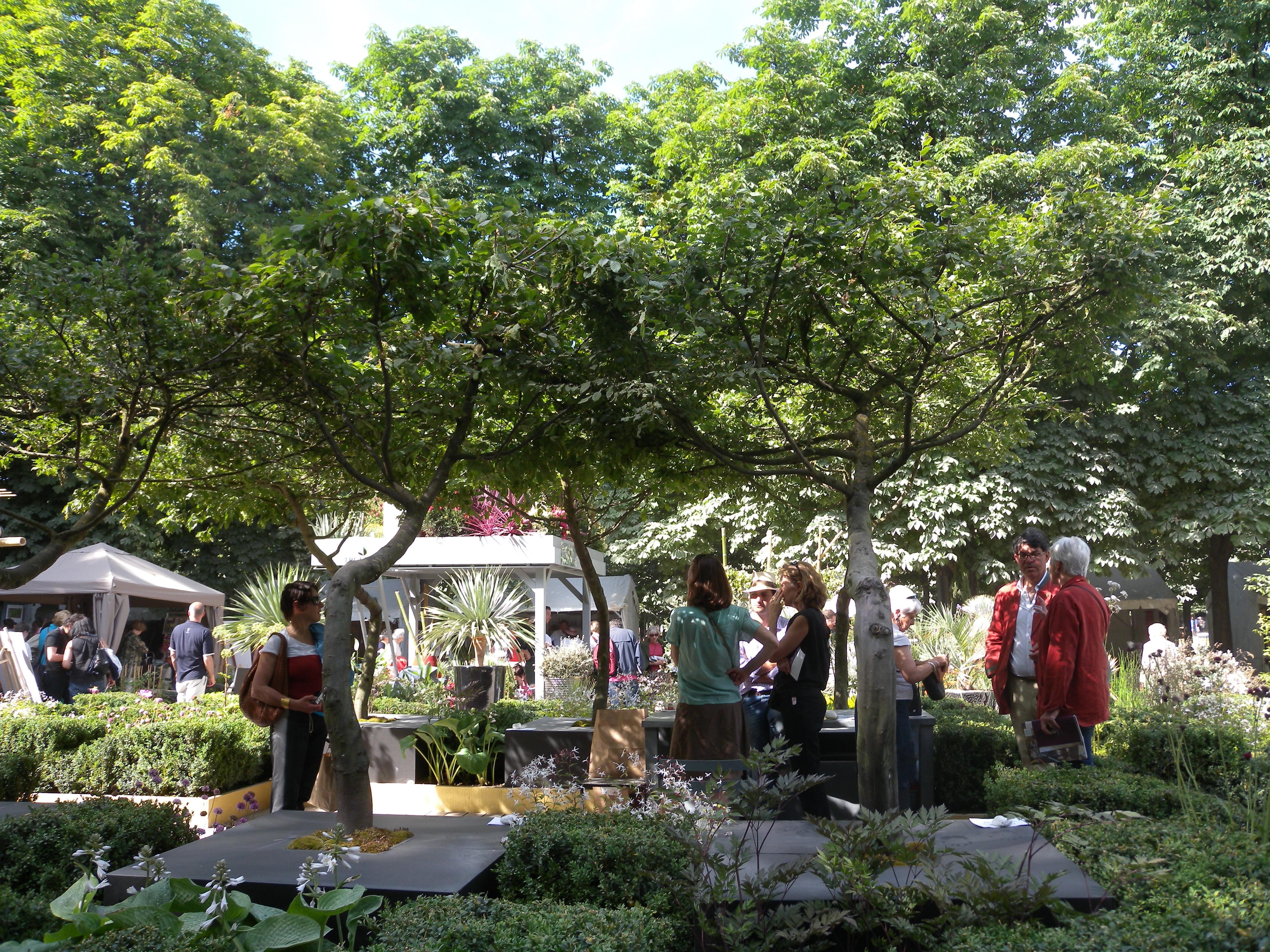 Jardin jardins aux tuileries garoli 39 s blogart for Jardin aux tuileries