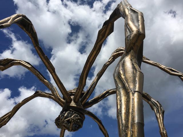 Louise Bourgeois dévoilée au Guggenheim