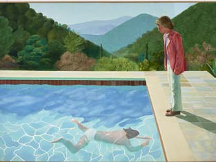 David Hockney, multi love