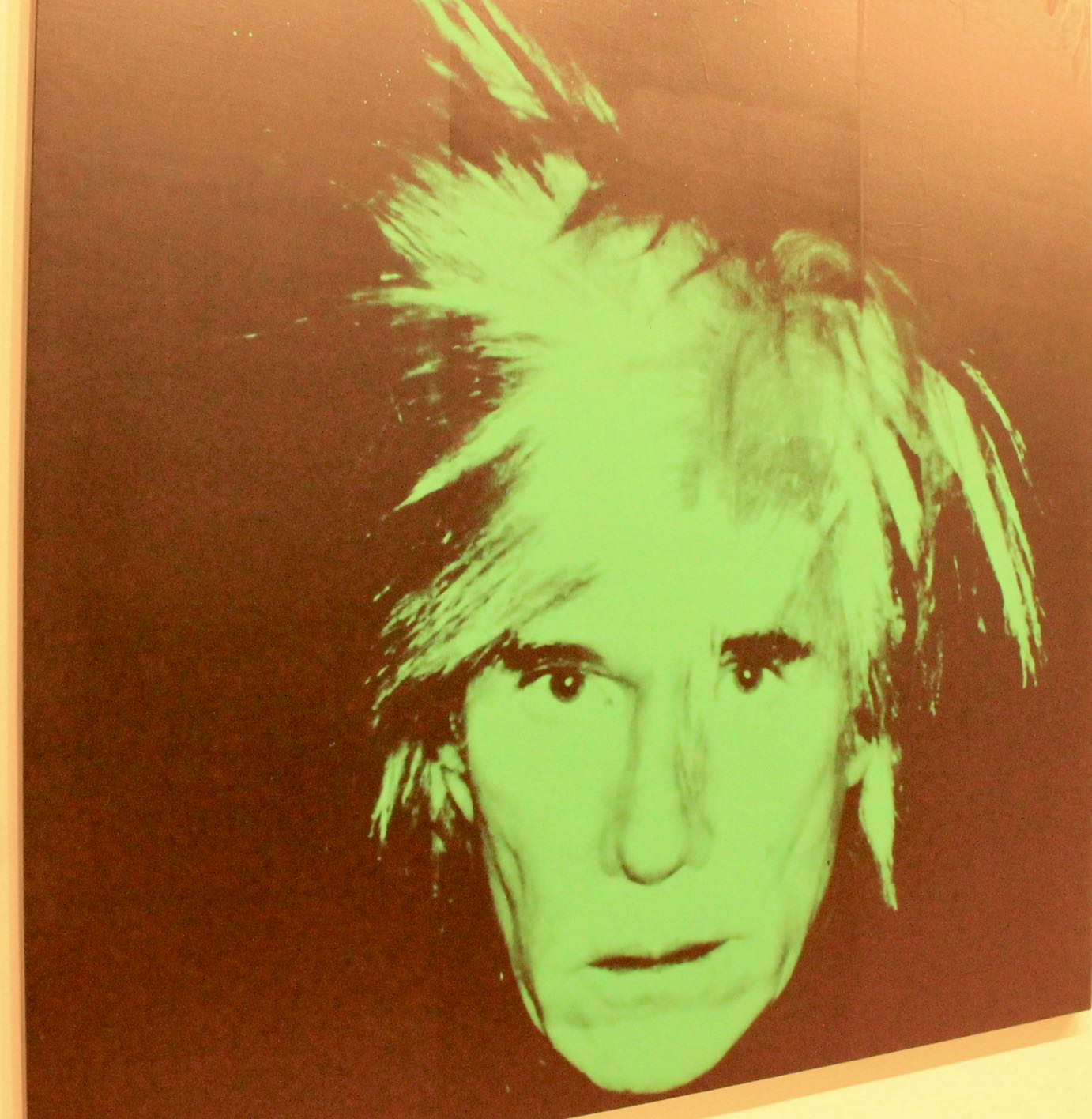 NYC, my Andy Warhol